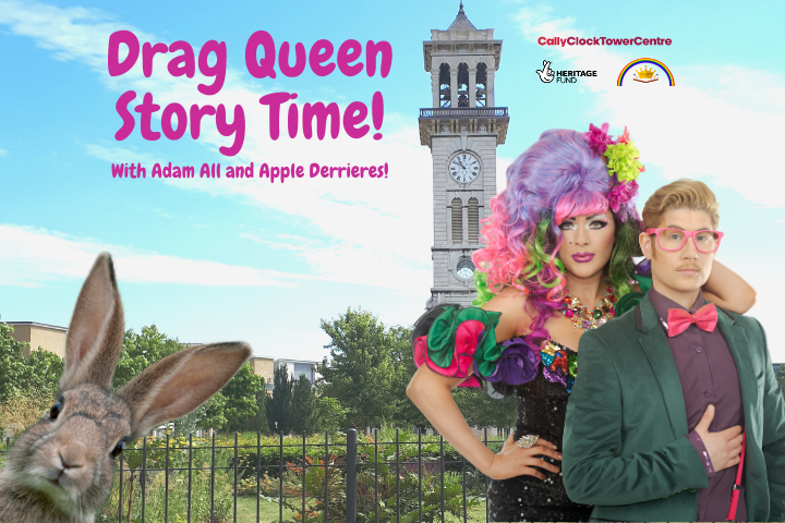 Drag Queen Story Time!
