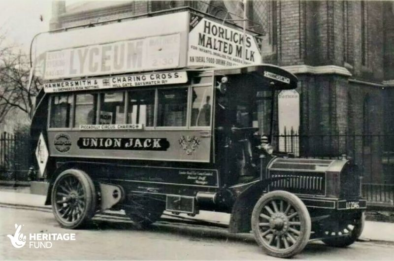 Music Time – The London Omnibus